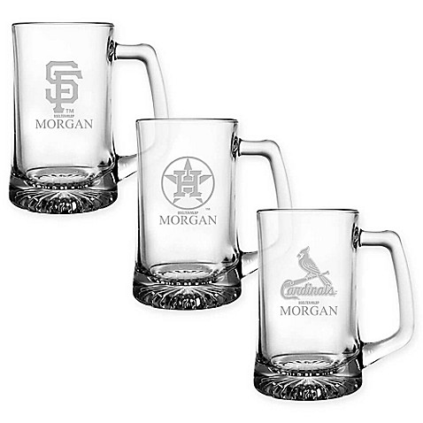 MLB Beer Mug Collection