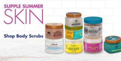 Shop Body Scrubs
