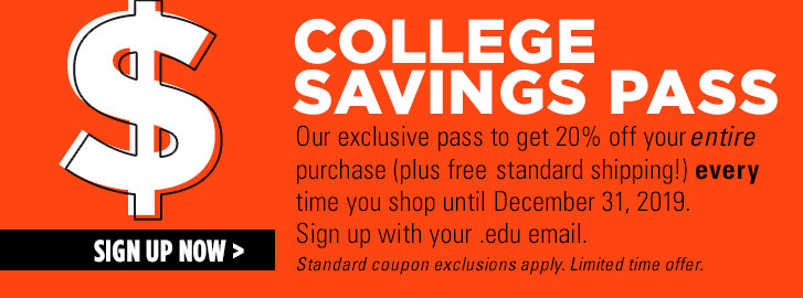 College Savings Pass