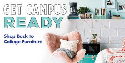 Shop Back to College Furniture