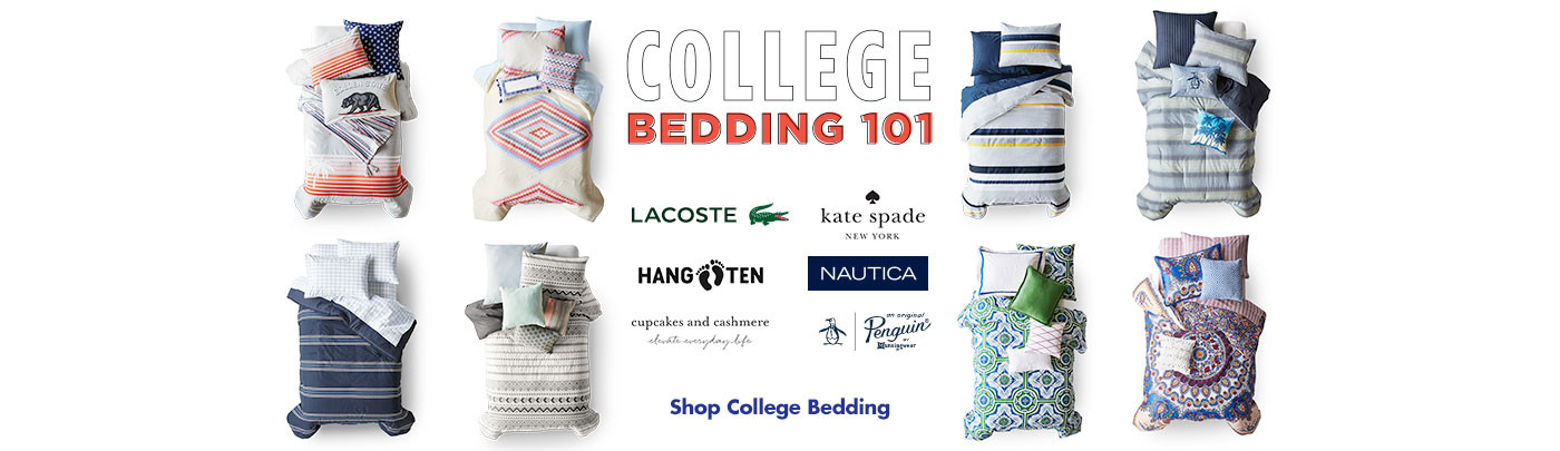 Shop College Bedding