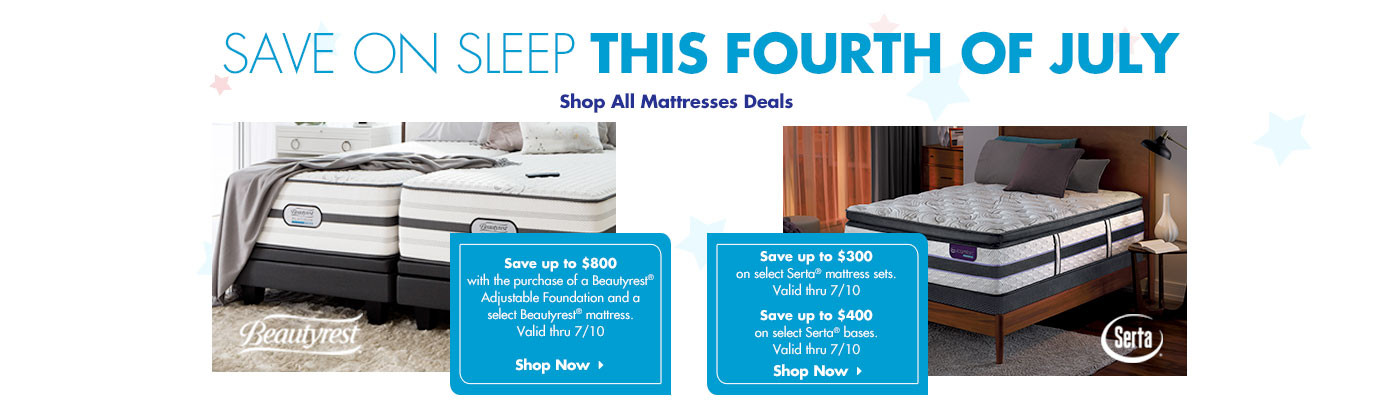 Save On Sleep Shop All Mattress Deals