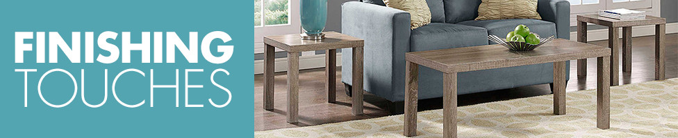 Perfect Finishing Touches. Shop Drum Accent Tables