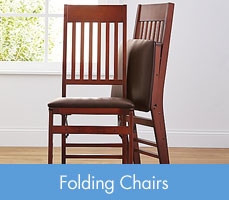 Shop Our Variety Of Folding Chairs