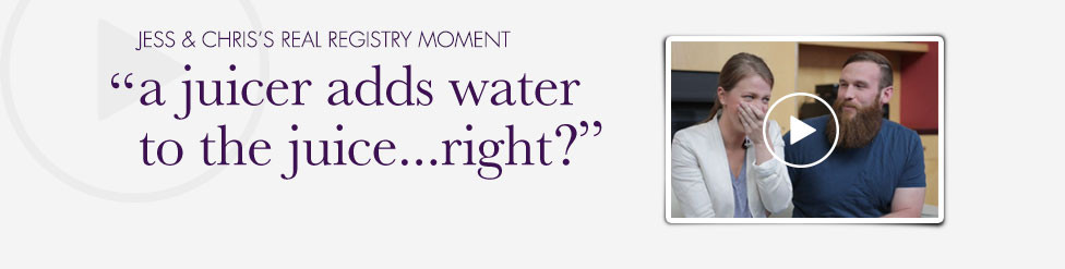 Watch Registry Moments - What's a Juicer?