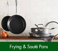 Frying and Saute Pans