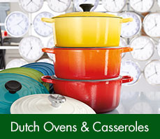 Dutch Ovens and Casseroles