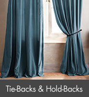 Shop Tie-Backs & Hold-Backs