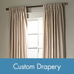 Shop Custom Drapery