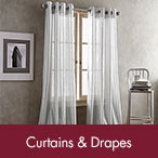 Shop Curtains & Drapes