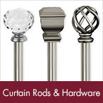 Shop Curtain Rods & Hardware