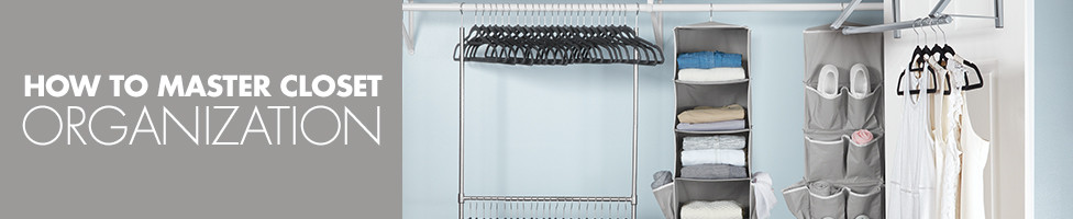 Closet Storage & Closet Storage Carts Boxes u0026 Chrome Hangers | Bed Bath u0026 Beyond