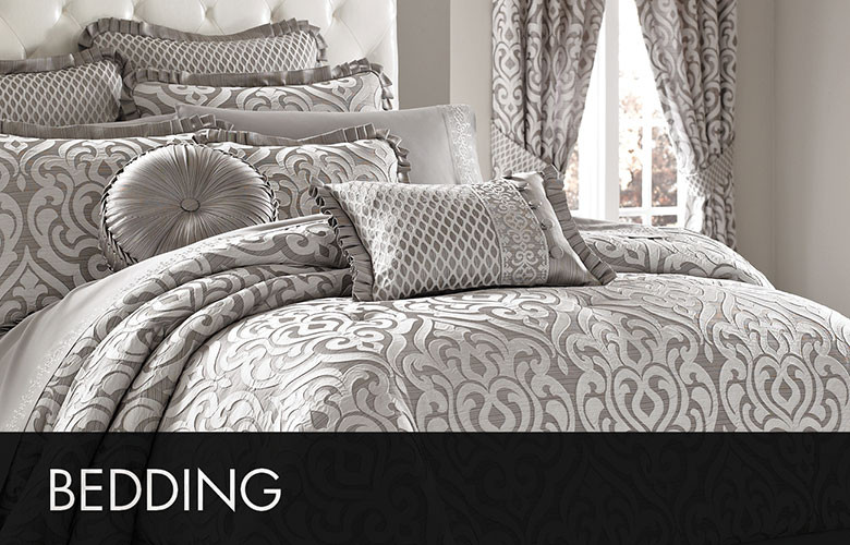 Shop Bedding J. Queen Collection