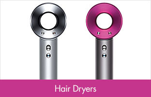 Shop hair dryers to get gorgeous hair