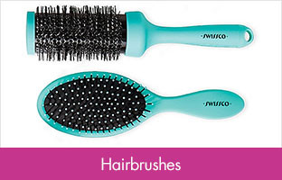 Shop hair brushes to get gorgeous hair