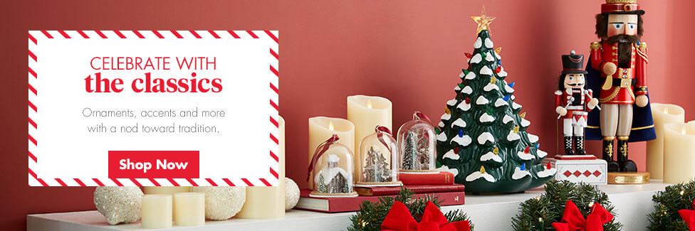 Christmas Decorating Essentials Christmas Home Decor : 090717BBBHPHeroChristmas ClassicUS 976x325 OPTother from www.bedbathandbeyond.com size 976 x 325 jpeg 95kB