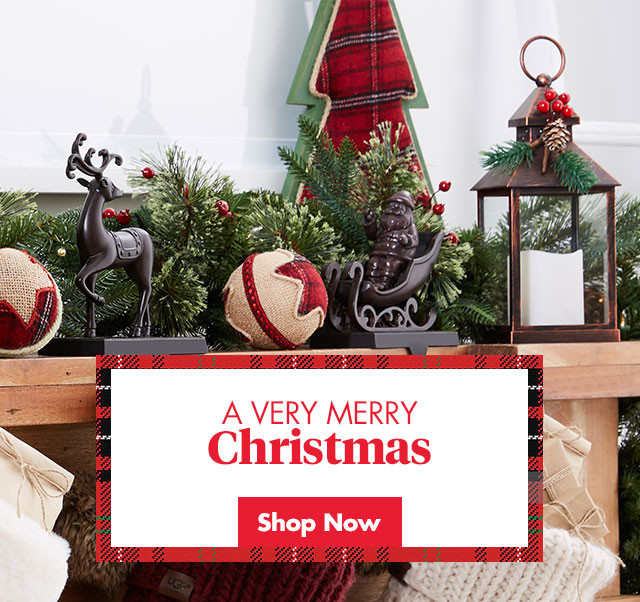A very merry christmas. Shop now
