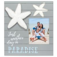 Malden® 8-Inch x 10-Inch Paradise Wood Frame in Grey
