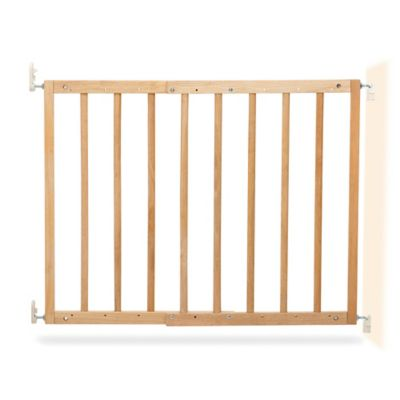 Beautiful Stair Gates U003e Dreambaby® Hudson Natural Wood Gro Gate®
