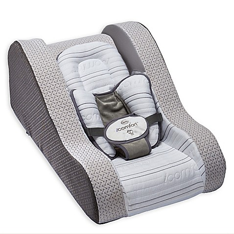 Baby S Journey Serta Icomfort Premium Infant Napper