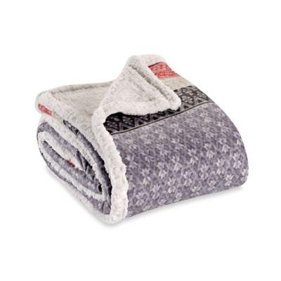 Buy Sherpa Blanket from Bed Bath & Beyond