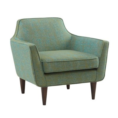 Delicieux Madison Park™ Taye Mid Century Accent Chair In Blue Green