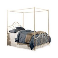 Hillsdale Dover King Queen Bed in Cream