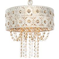 River Of Goods Jeweled Blossoms Hanging Lamp