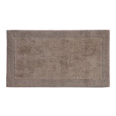 Grund® Puro 24 Inch X 60 Inch Organic Cotton Bath Rug In Graphite