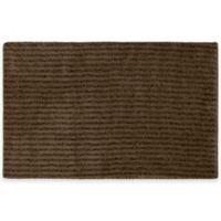 Sheridan Soft 24-Inch x 40-Inch Bath Rug in Chocolate