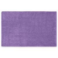 Sheridan Soft 24-Inch x 40-Inch Bath Rug in Purple
