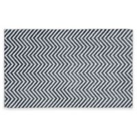 Buy White Grey Bath Rugs Bed Bath Beyond