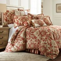 Austin Horn® Classics Mount Rouge California King Comforter Set in Rustic Red