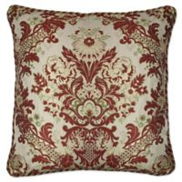 Austin Horn® Classics Mount Rouge Corded European Pillow Sham in Rustic Red