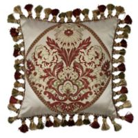 Austin Horn® Classics Mount Rouge 18-Inch Square Throw Pillow in Rustic Red