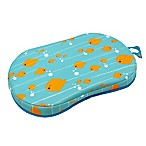 Eric Carle Creative Baby B-Shaped Bath Kneeler in Guppy N' Friends Print