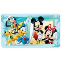 Disney® Mickey Summer Fun Bath Mat