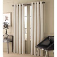 Valeron Stradivari 84-Inch Window Curtain Panel in Seafoam