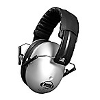 Em'S 4 Kids 6M Noise Protection Baby Earmuffs in Silver