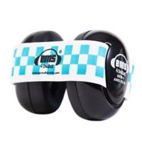 Em'S 4 Kids 18M Noise Protection Baby Earmuffs in Blue/White