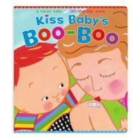 """""""Kiss Baby's Boo-Boo"""" Board Book by Karen Katz"""