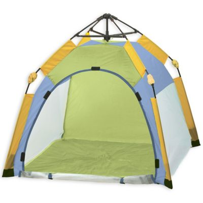 Pacific Play Tents One Touch Nursery Tent in Yellow  sc 1 st  Bed Bath u0026 Beyond & Buy Tent for Kids from Bed Bath u0026 Beyond