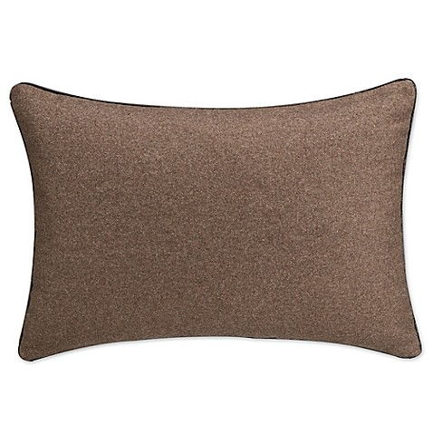 Branklyn Hidden Retreat Oblong Throw Pillow in Brown - Bed Bath & Beyond