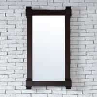 James Martin Furniture Brittany 22-Inch Mirror in Burnished Mahogany