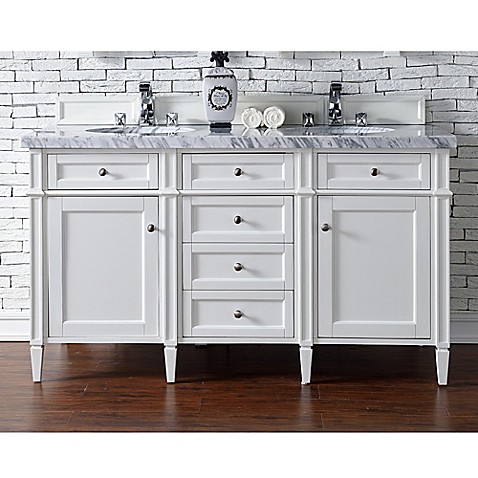 Buy James Martin Furniture 60 Inch Double Vanity With