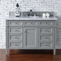 James Martin Furniture Brittany 48-Inch Single Vanity Cabinet in Urban Grey