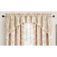 Croscill® Adrianna Window Valance in Cream