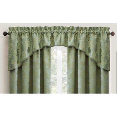 Famous Buy Sage Valance from Bed Bath & Beyond YB68