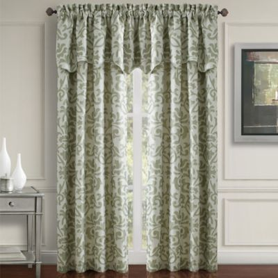 buy sage green curtains from bed bath  beyond, Bedroom decor