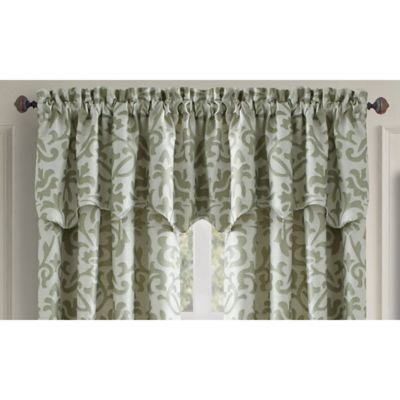 Greatest Buy Sage Valance from Bed Bath & Beyond HG97